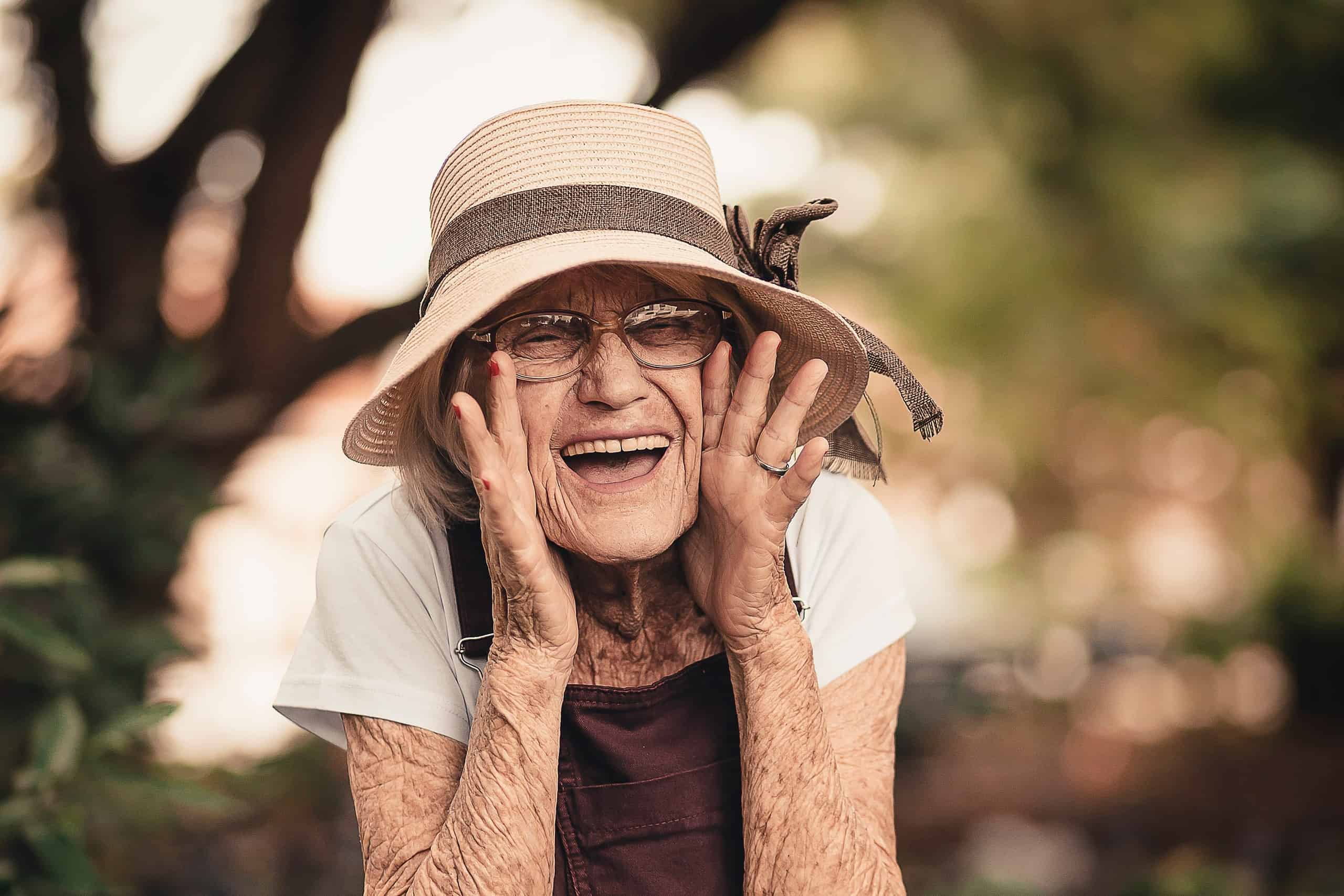 Aging Gracefully - the Art of Living Retreat Center